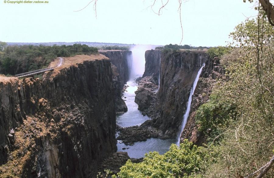 Simbabwe Sambesi