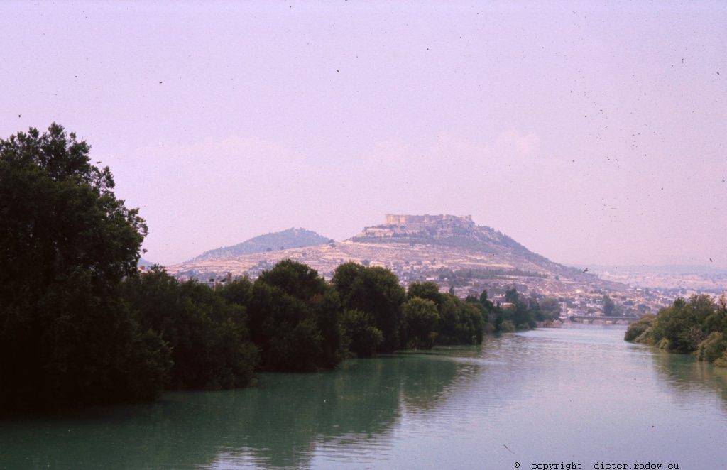 Türkei Güksu Nehri bei Silifke, wo Kaiser Barbarossa ertrank