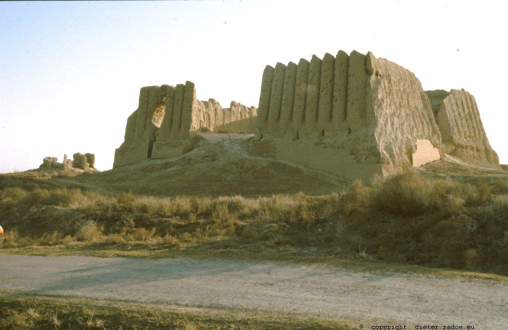 Turkmenistan - Khorasan Karakumwüste 49