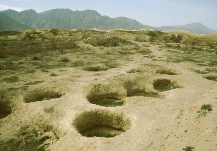 Turkmenistan - Nissa 4