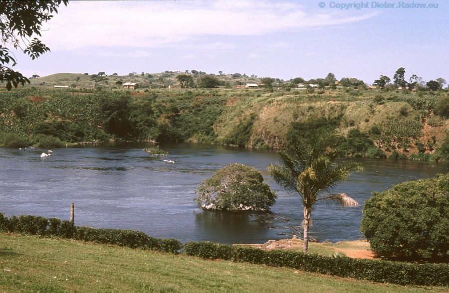 Uganda links Viktoria-See, rec hts River Nile