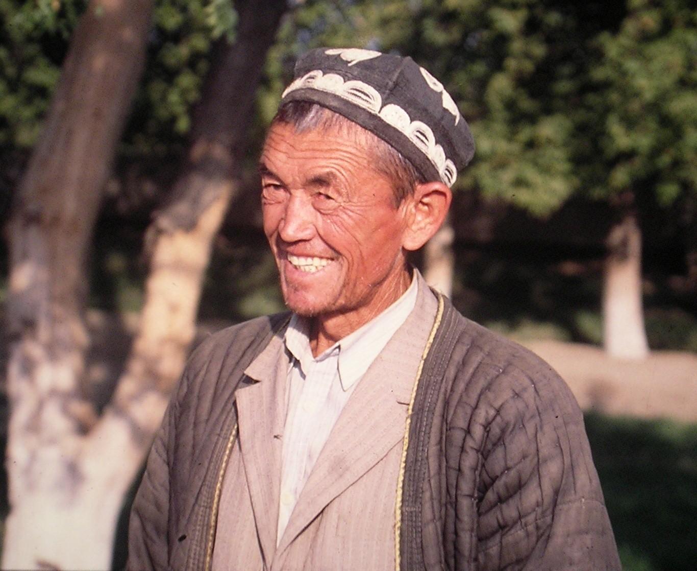Usbekistan 79 Usbeken-Mütze