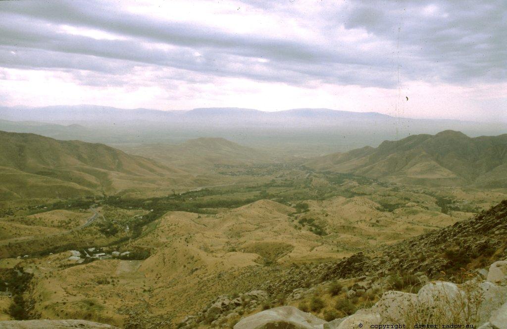 Usbekistan - Termes-Region
