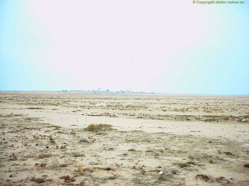 Zz Kuwait - Insel Failaka