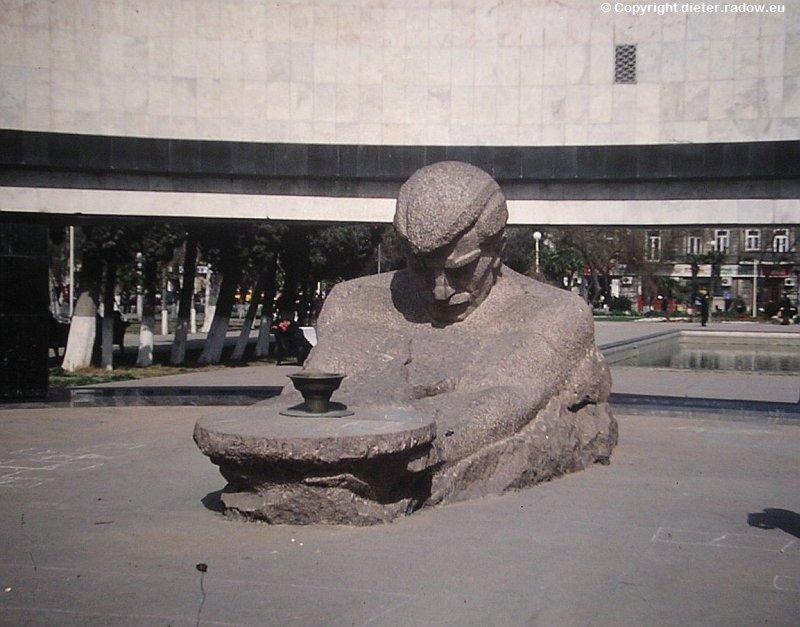 Aserbaidschan Kriegsgefallenen Monument