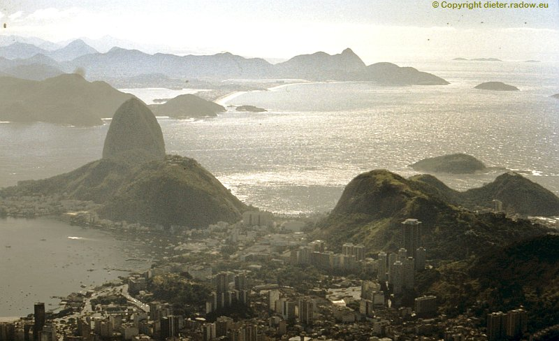 Brasilien Zuckerhut