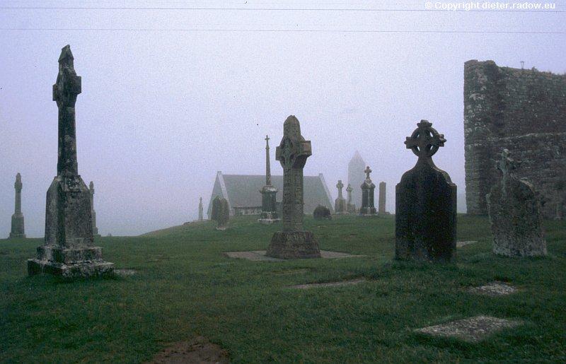 Ireland Clonmacnoise 36