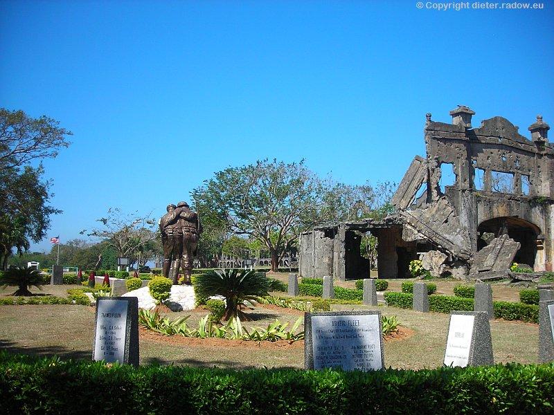 Philippinen Corregidor Island 1942 53