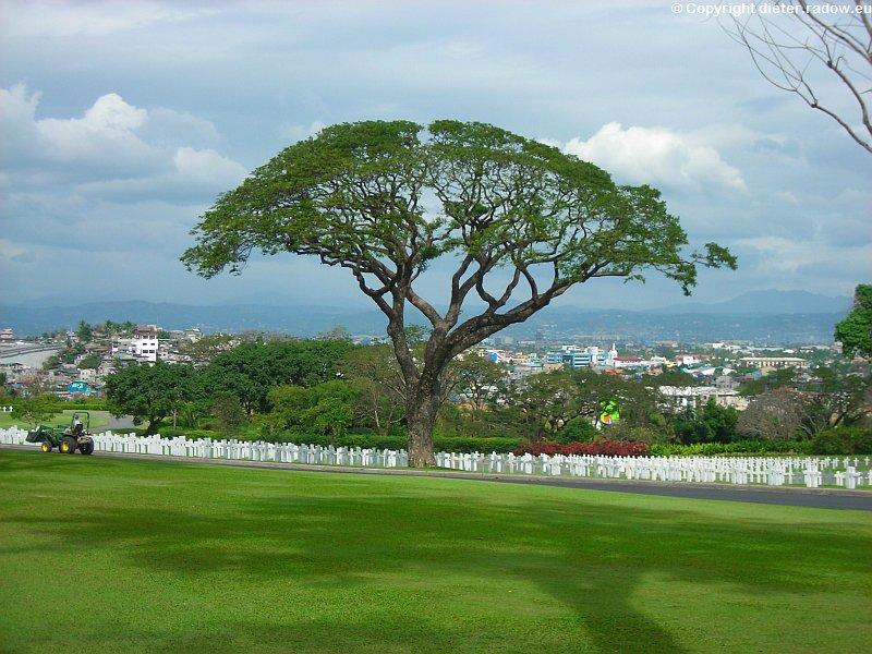 Philippinen Manila 2 Soldatenfriedhof