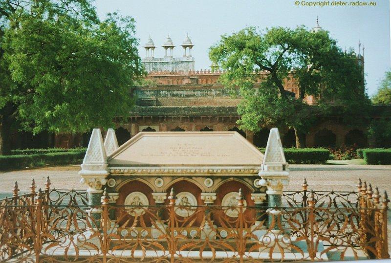 Humayun, zweiter Kaiser der indischen Mogul-Dynastie von 1530-
