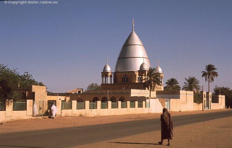 Sudan Omdurman Mausoleum des Madi