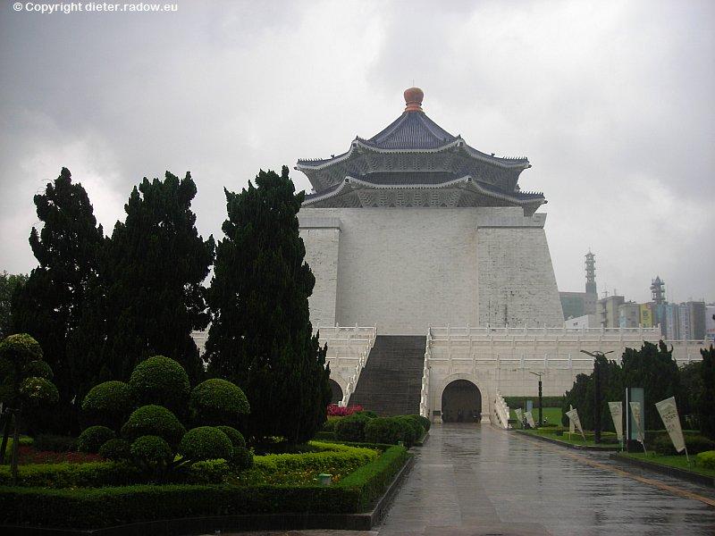Taiwan Chiankaishek Mausoleum