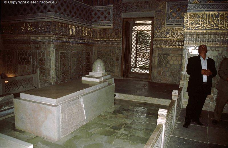 Usbekistan Samarkand Mausoleum Timurs des Großen