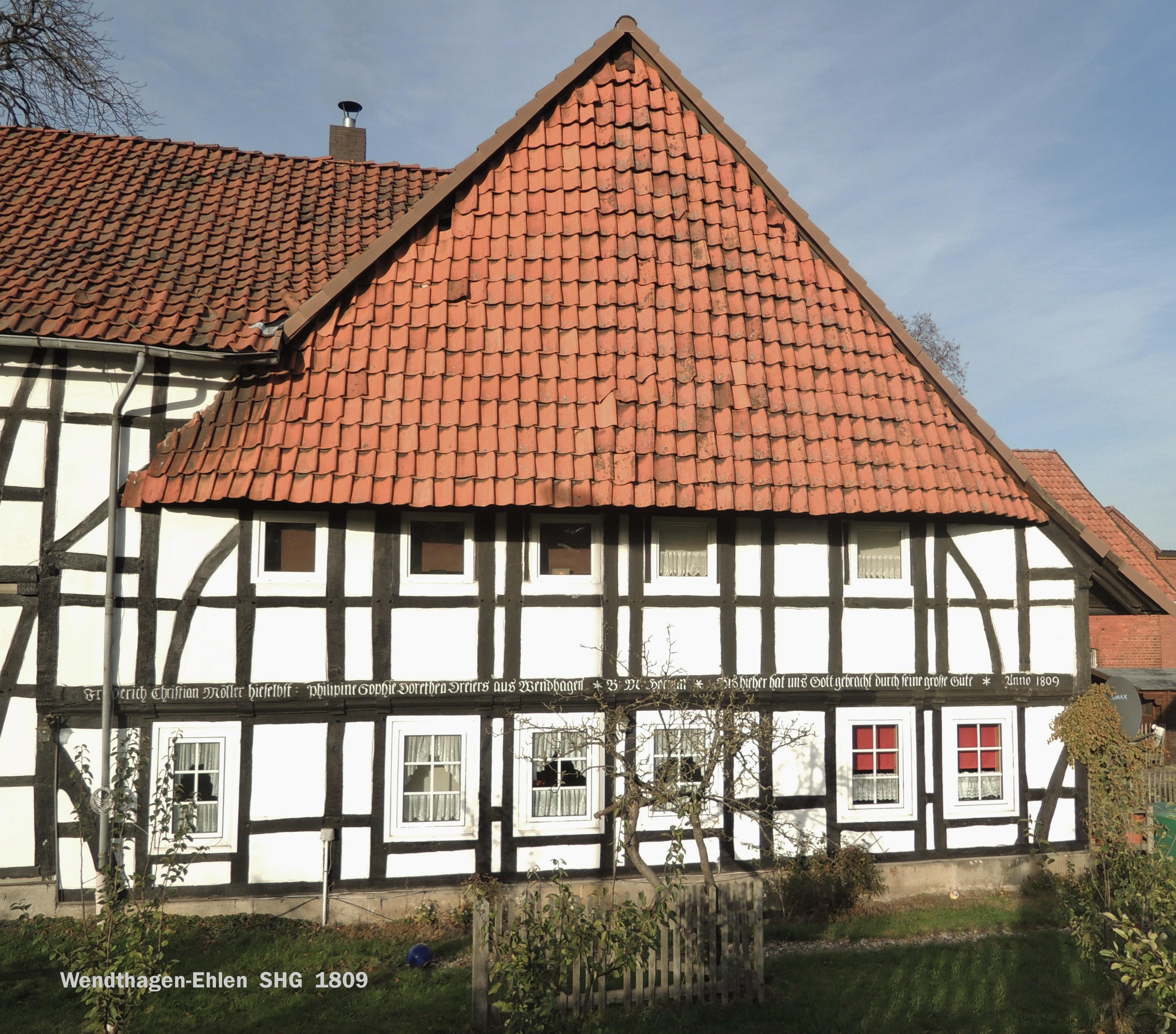 r-wendthagen-ehlen-shg-1809